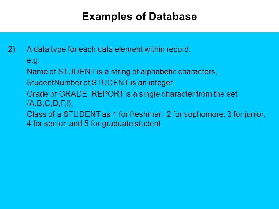 องค์ประกอบของระบบจัดการ ฐานข้อมูล DATABASE SYSTEM Application Programs/Queries Users/Programmers DBMS SOFTWARE Report writer/Report generator Security system Stored Database Definition (Meta-Data) Stored Database Queries processor Database engine