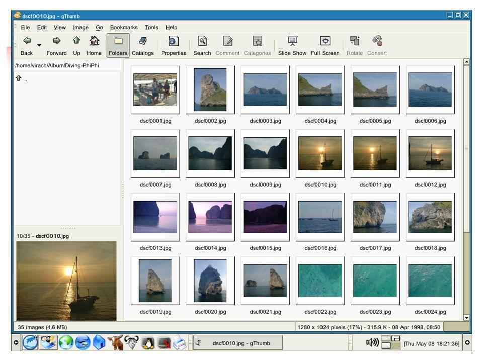 Opensource กับการพัฒนาเทคโนโลยีสารสนเทศของไทย 23/6/200361