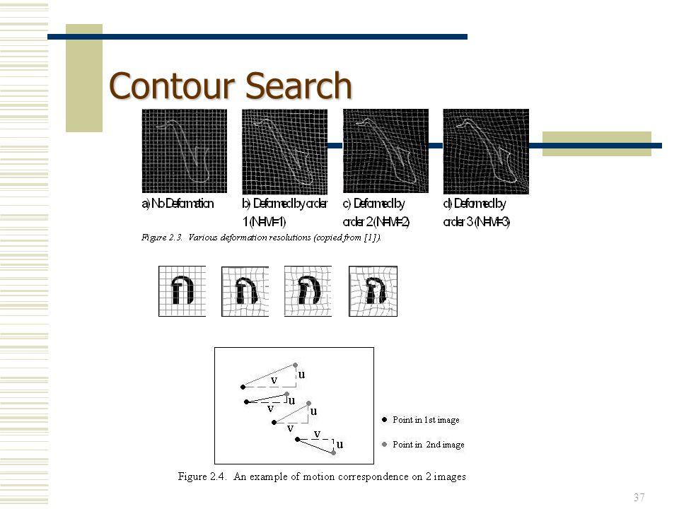 37 Contour Search
