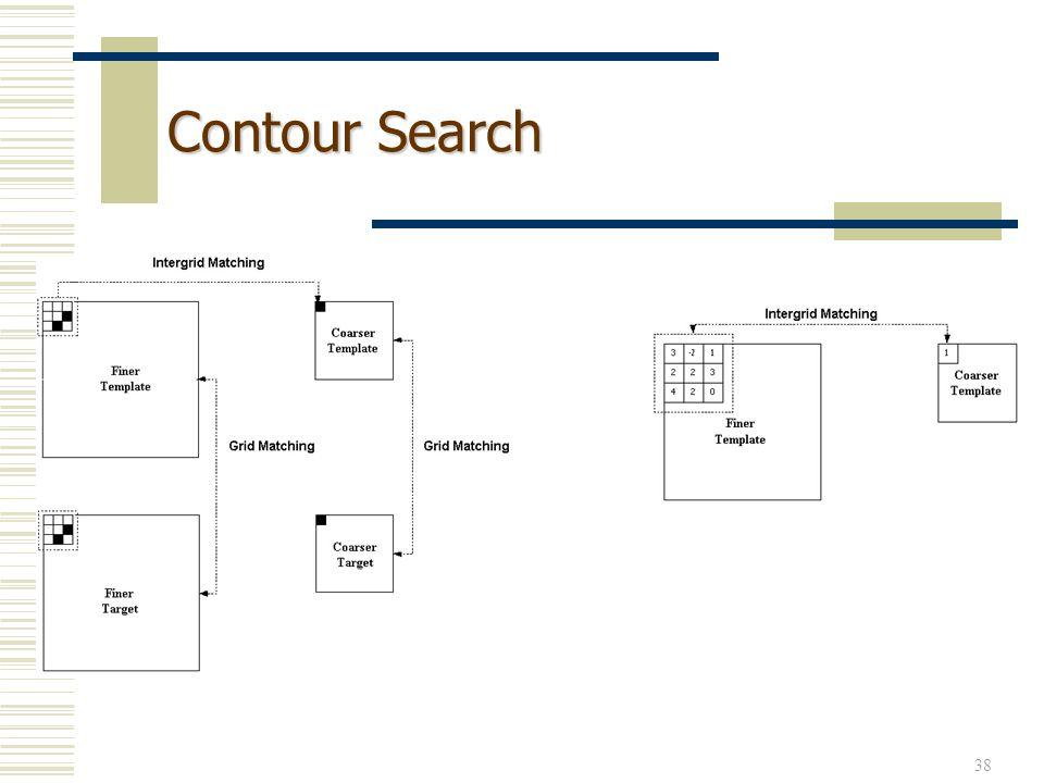 38 Contour Search