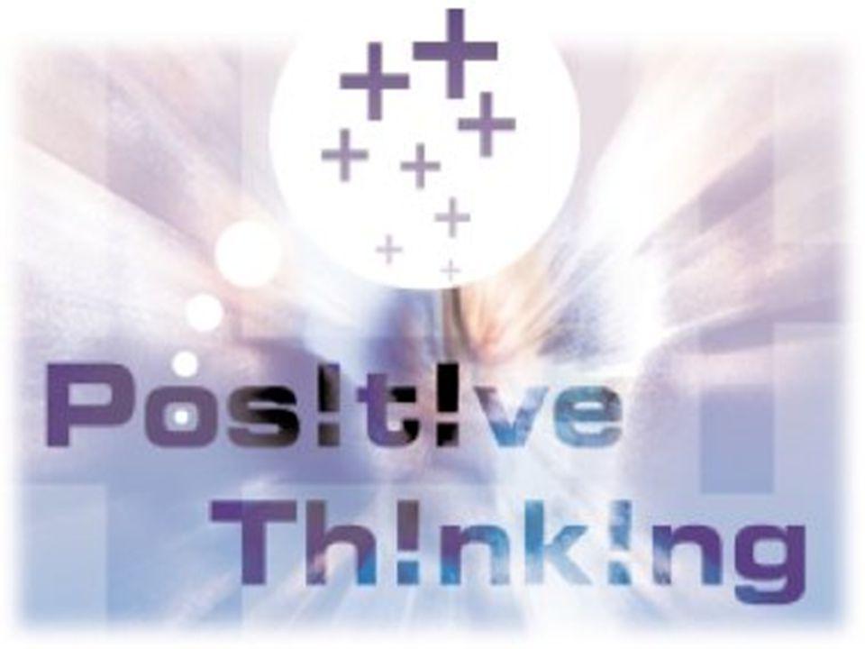 ++ คิดบวก +++ ความหมายของการคิดบวก การนำหลัก Positive Thinking มาใช้ ช่วย ให้เราผ่านพ้นสถานการณ์ที่คิดว่าย่ำแย่ไป ได้ เป็นการสร้างกำลังใจให้พร้อมลุยกับ ปัญหาได้อย่างมั่นใจ ' เกร็ดน่ารู้ ' 4 ประการ ดังนี้