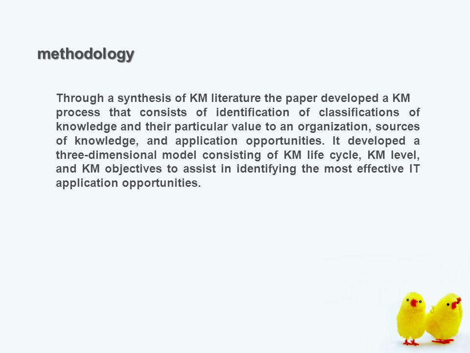 Figure 1. Perspectives on knowledge management