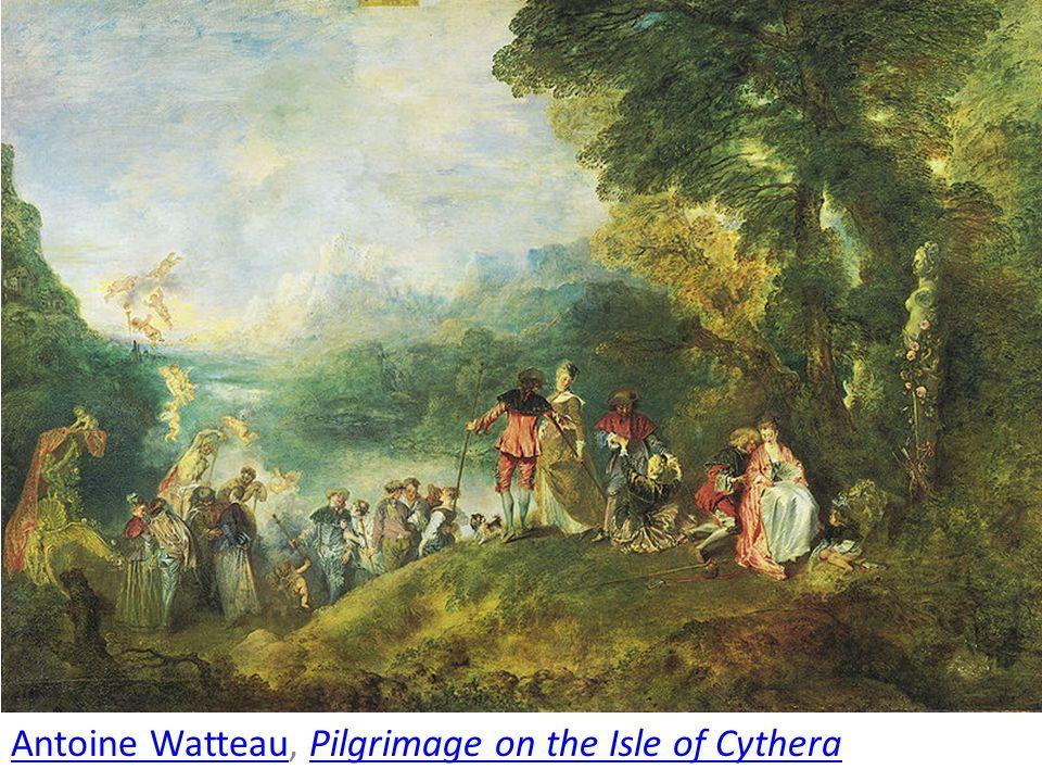 Antoine WatteauAntoine Watteau, Pilgrimage on the Isle of CytheraPilgrimage on the Isle of Cythera