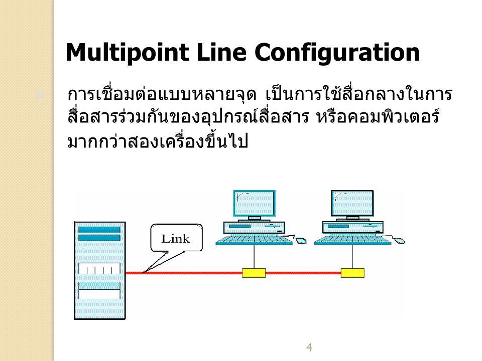 5 Topology โครงสร้างการเชื่อมต่อกันของแต่ละโหนด (อุปกรณ์สื่อสาร หรือ คอมพิวเตอร์) ภายใน เครือข่าย Topology ของเครือข่ายเป็น รูปลักษณ์ทางเรขาคณิตของความสัมพันธ์ใน การสื่อสารข้อมูลของแต่ละโหนดในเครือข่าย ซึ่งสามารถแบ่งออกได้เป็น 5 ประเภท Mesh, Star, Tree, Bus และ Ring