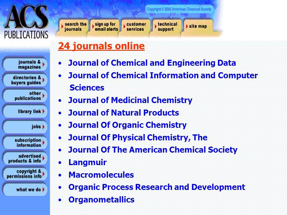 Journals & Magazines (1) Sort Alphabetically Click เลือกวารสารที่ ต้องการ