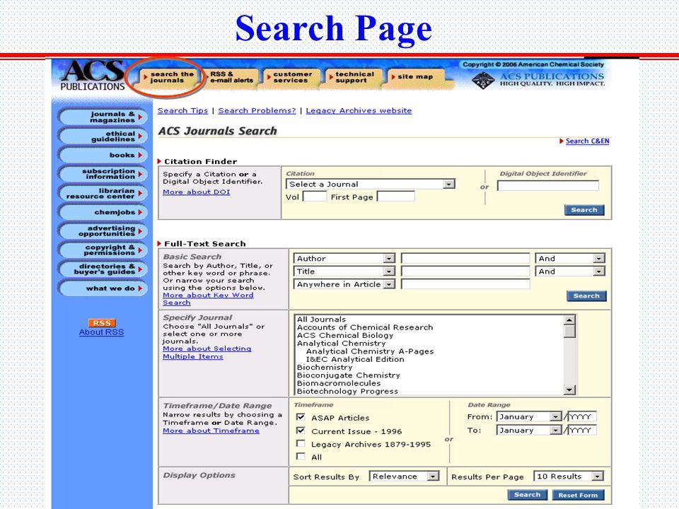 Citation Find เลือกชื่อวารสารใส่เลข DOI ทำการสืบค้น 10.1021/np000758w 35255 ใส่ Vol.