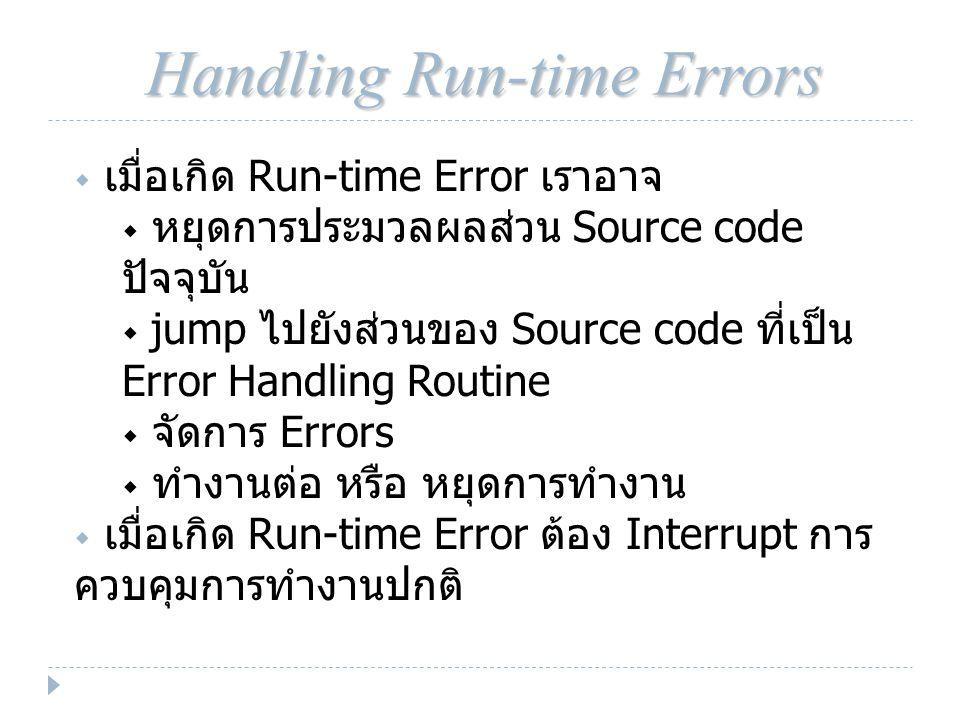 Exception Categories Throwable Error Exception Virtual Machine Error Virtual Machine Error AWTError RuntimeException IOException FileNotFoundException EOFException ArrayIndexedOutofBound ArithemeticException NullPointerException StackOverFlowErrpr OutOfMemoryErrpr : : :