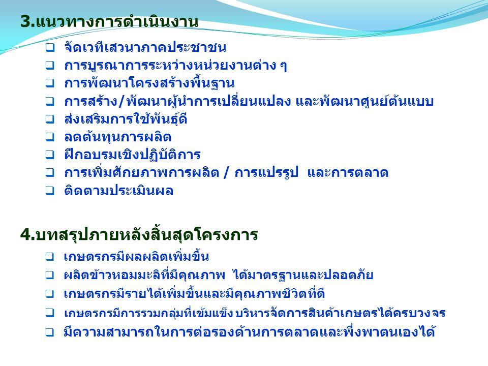 5.กิจกรรมของหน่วยงานต่างๆที่ร่วมบูรณาการ 1.