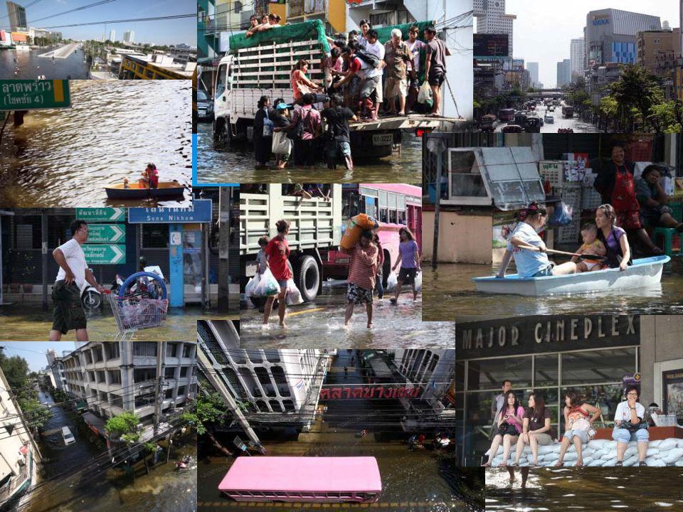 น้ำท่วมกรุงเทพมหานคร ปี 2554