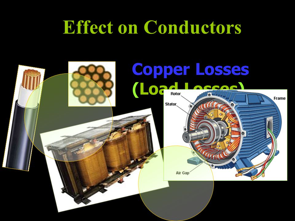 Copper Losses (Load Losses) Effect on Conductors