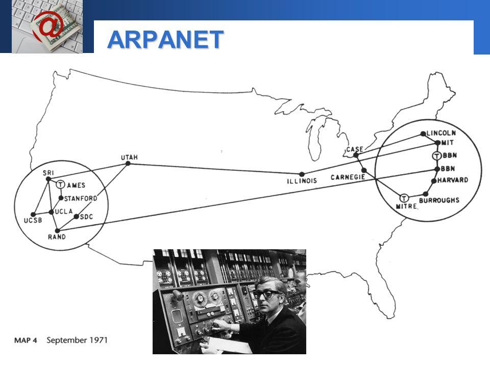 Company LOGO ARPANET
