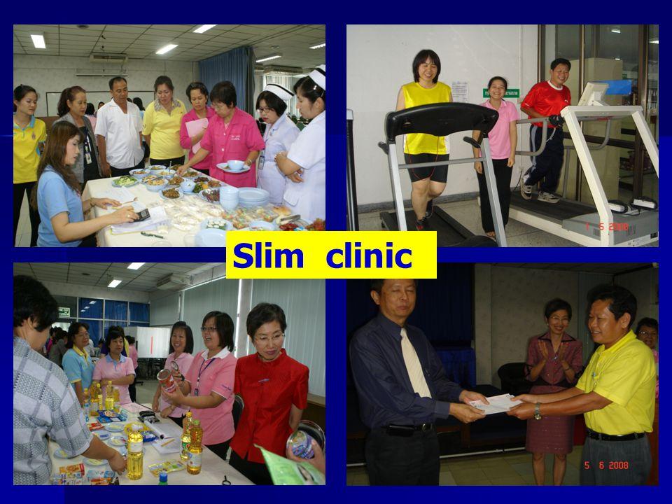 Slim clinic