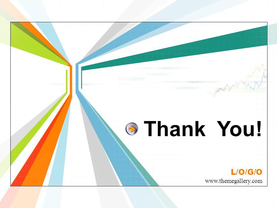 L/O/G/O www.themegallery.com Thank You!