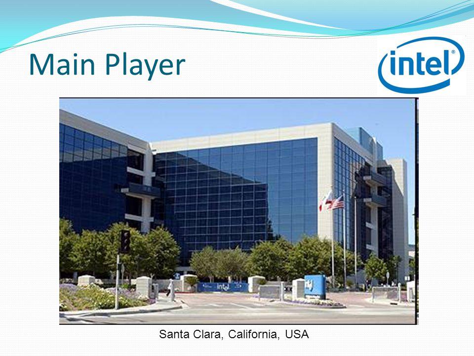 Main Player Santa Clara, California, USA