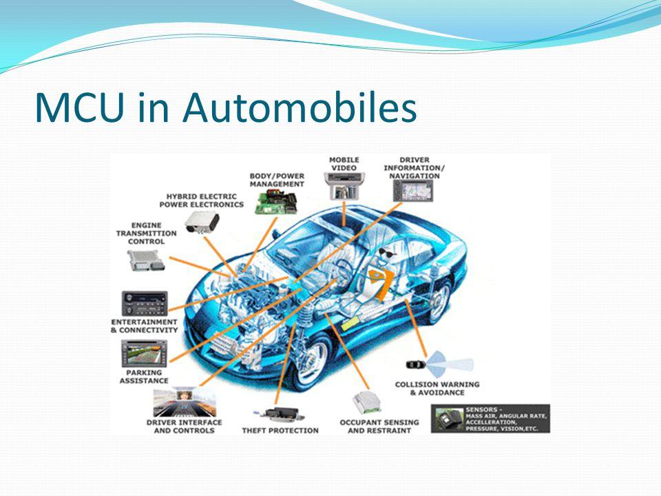 MCU in Automobiles