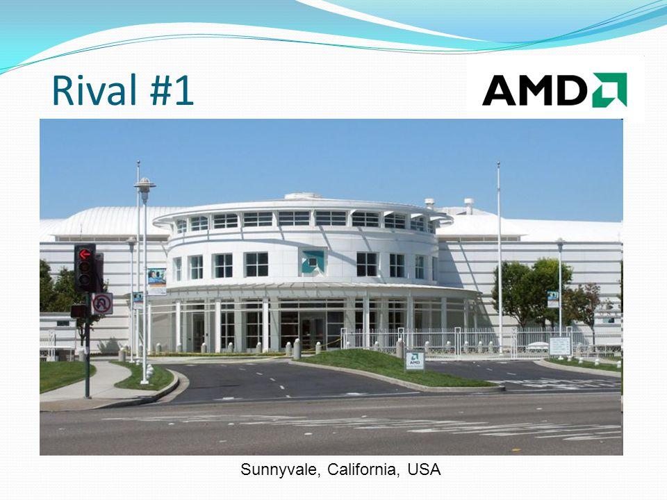 Rival #1 Sunnyvale, California, USA