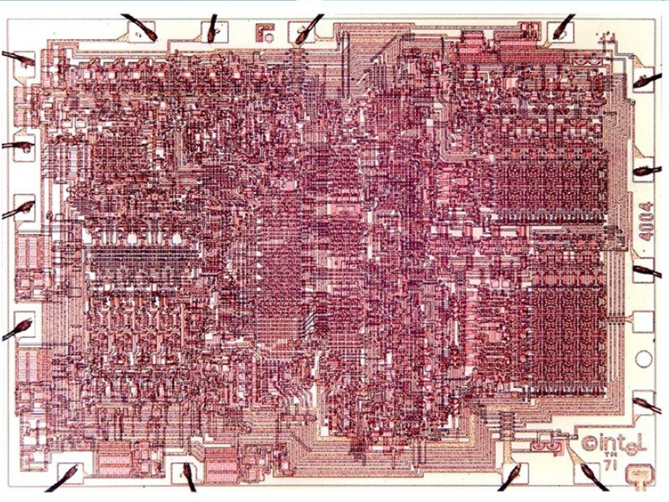 4004 Application Busicom* 141-PF Calculator