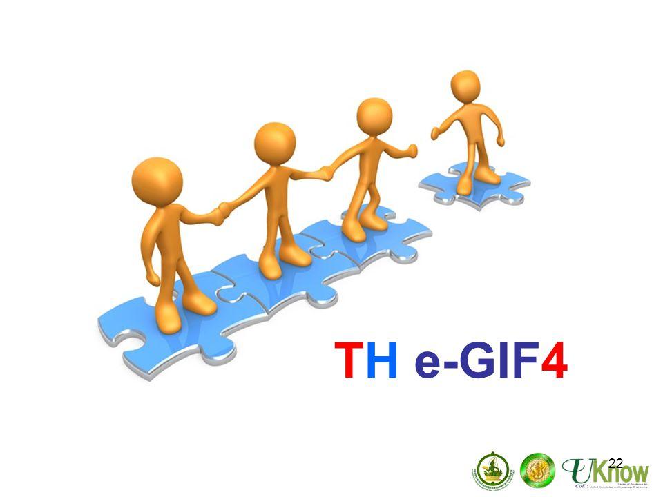 22 TH e-GIF4
