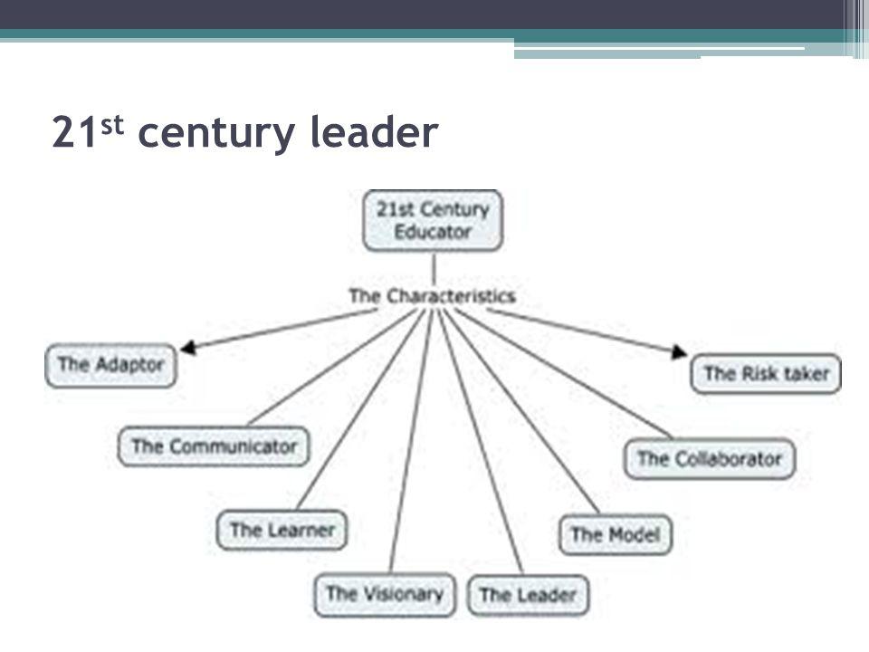 21 st century leader