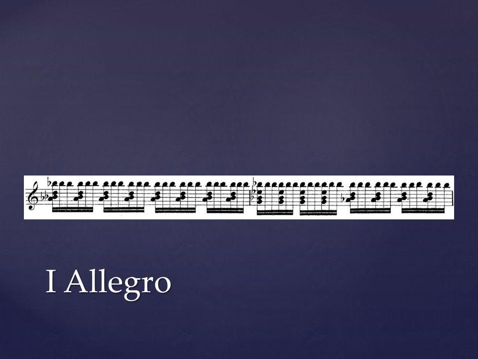 I Allegro