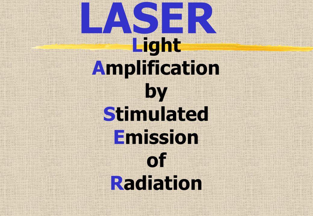 1.มีความถี่ เดียว ( monochromaticity) 2. มี เฟสและทิศทาง เดียวกัน (Coherent light) 3.