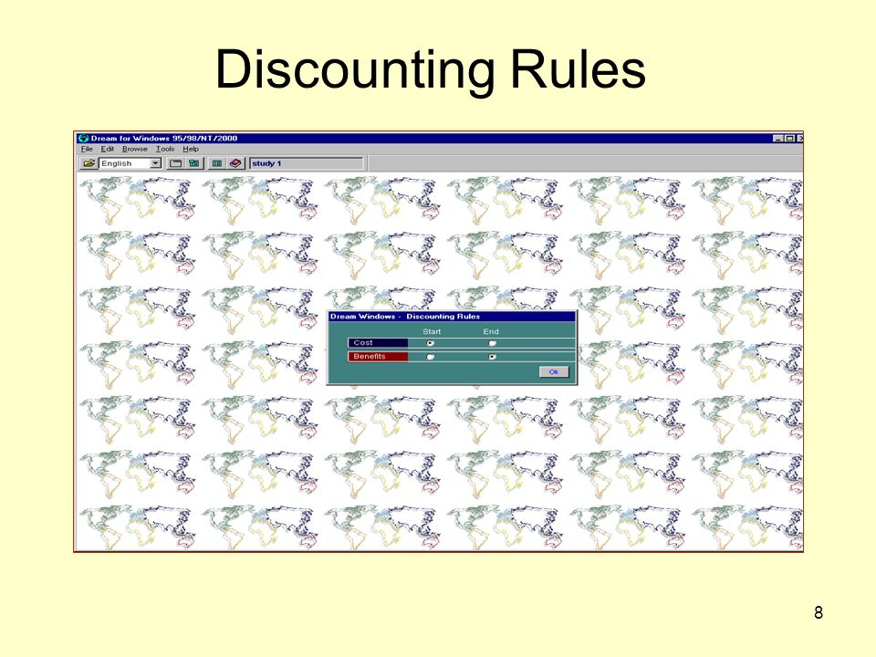 8 Discounting Rules