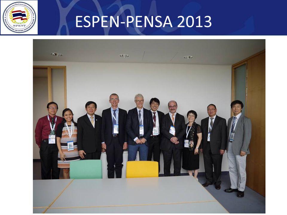 ESPEN-PENSA 2013