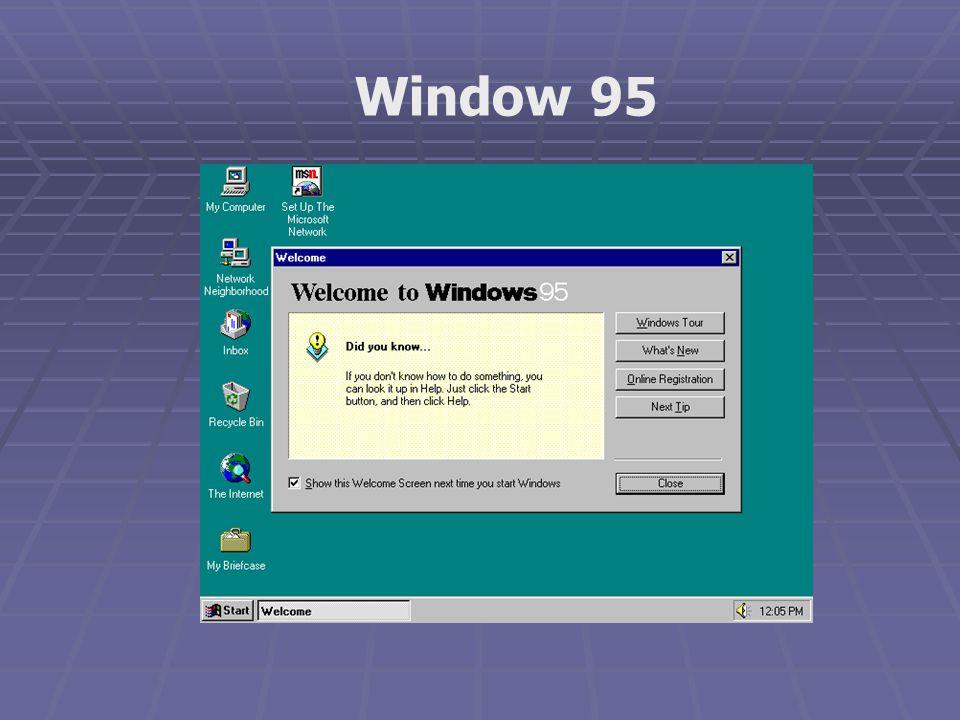 Window 98