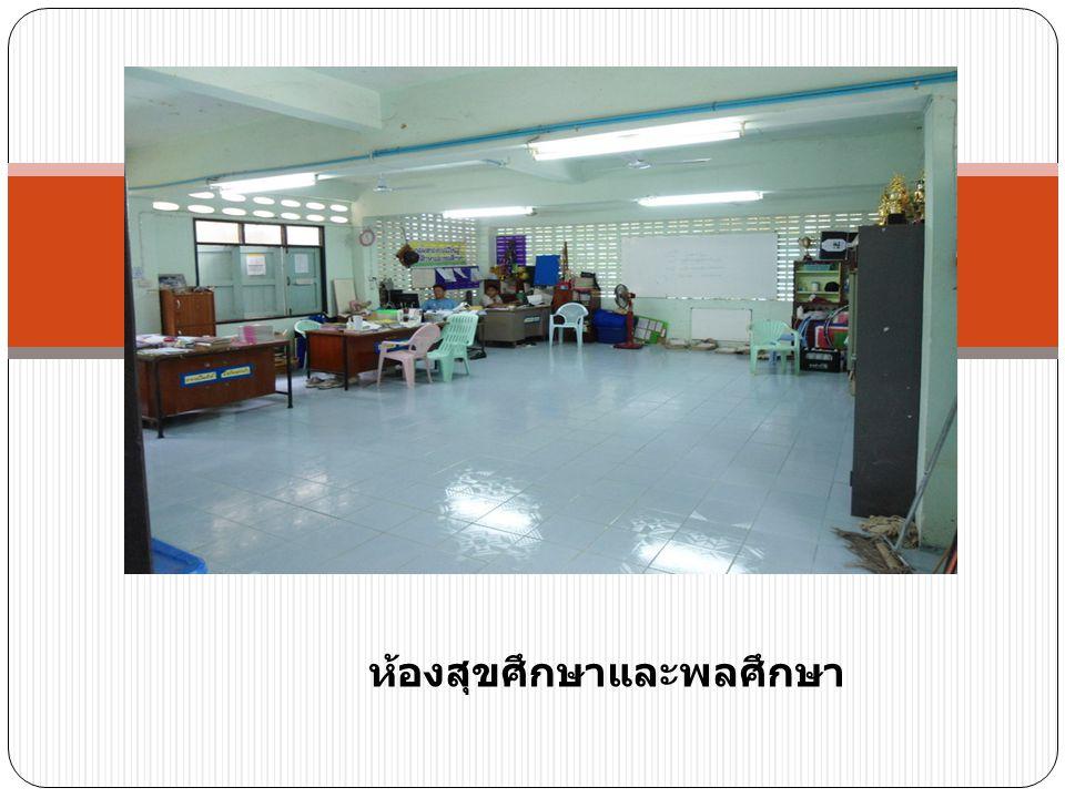 ห้องสุขศึกษาและพลศึกษา