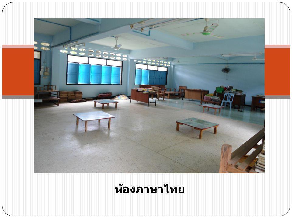 ห้องภาษาไทย