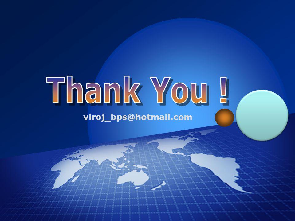 Company LOGO viroj_bps@hotmail.com