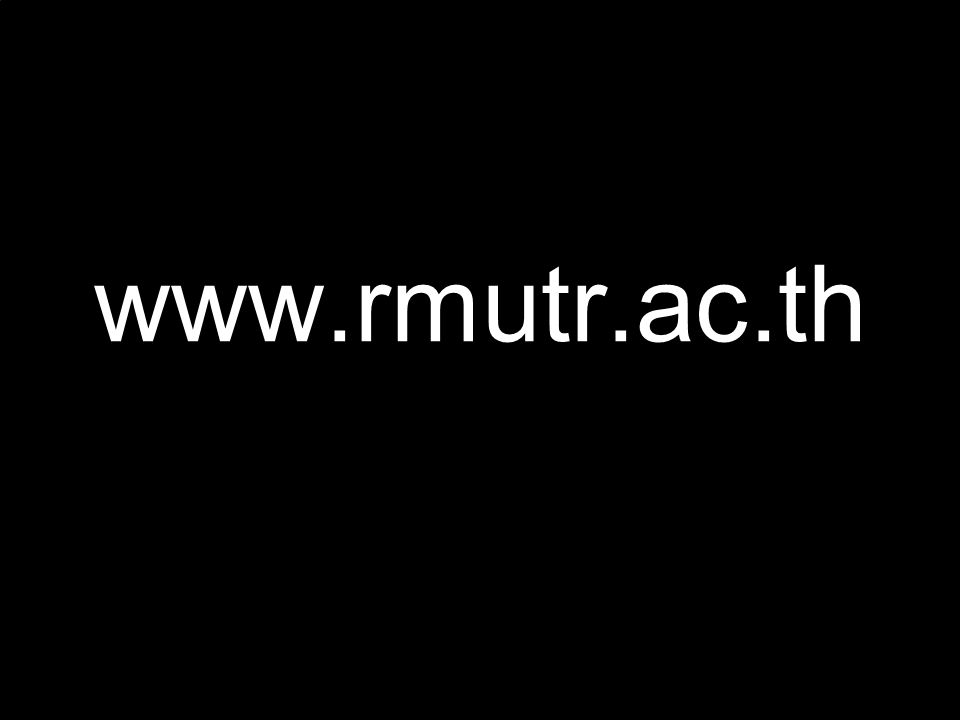 www.rmutr.ac.th