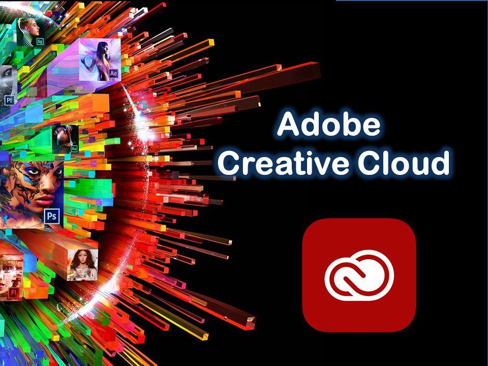 Adobe Creative Cloud : Adobe CC จะ เข้ามาแทน Adobe CS ซึ่ง Adobe CS ได้เดินทาง มาถึง Adobe CS6 และต่อไปก็จะกลายเป็น Adobe CC แทน ระบบการจำหน่ายที่เปลี่ยนไป จากขายขาด เป็นกล่อง (Perpetual license) มาเป็นแบบเช่า รายเดือน