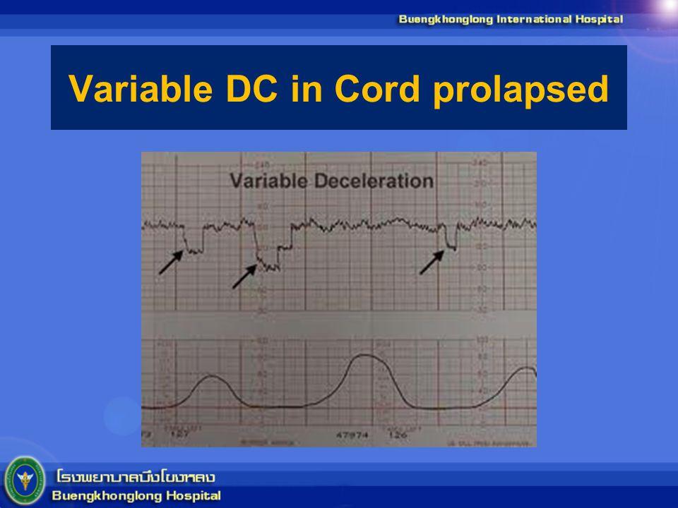 การดูแลรักษา การดันส่วนนำของทารกขึ้น (Elevated of the presentation) ป้องกัน mechanical vascular occlusion Manual elevation ใช้สองนิ้วสอดใน ช่องคลอด แล้วดันส่วนนำขึ้นด้านบน แล้วทำ continuous suprapubic pressure จะเอามือออกเมื่อจะคลอด Bladder filling ใส่สายสวนปัสสาวะแล้ว ใส่น้ำเกลือ 500-750 mL แล้วหนีบสาย ไว้ จัดผู้ป่วยในท่า Trendelenburg position ใช้ในกรณี ต้อง refer หรือ เตรียม C/S นาน
