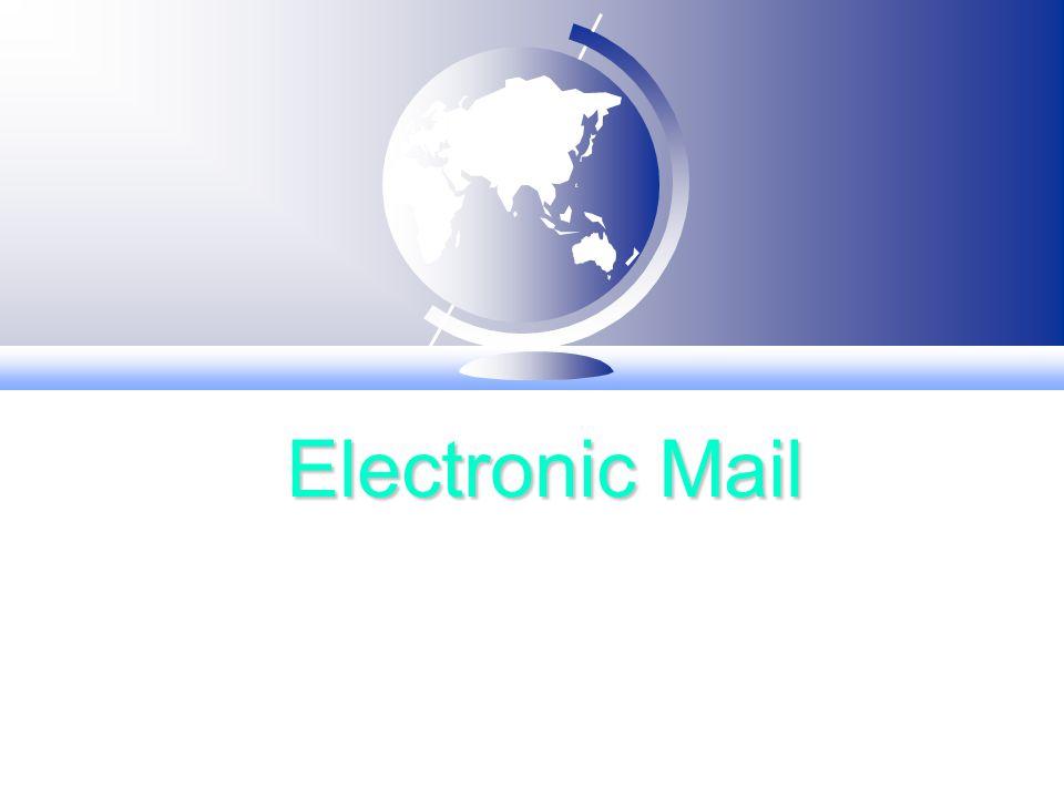 13 October 2007E-mail:wichai@buu.ac.th 13 ข้อเสียของ E-mail  มีจดหมายที่ต้องรับส่งมาก ขึ้น  ได้รับจดหมายที่ไม่พึง ประสงค์ (Junk mail หรือ Spam mail) มากขึ้น