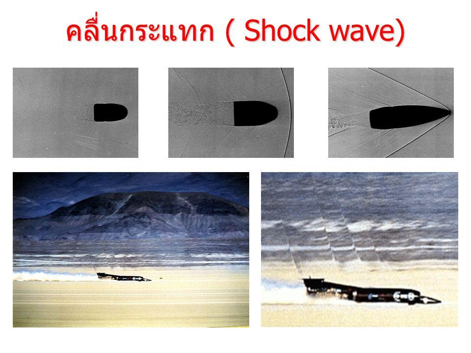 v source = v sound ( Mach 1 - breaking the sound barrier ) v source < v sound ( Mach 0.7 ) v source = 0 v source > v sound ( Mach 1.4 - Supersonic )
