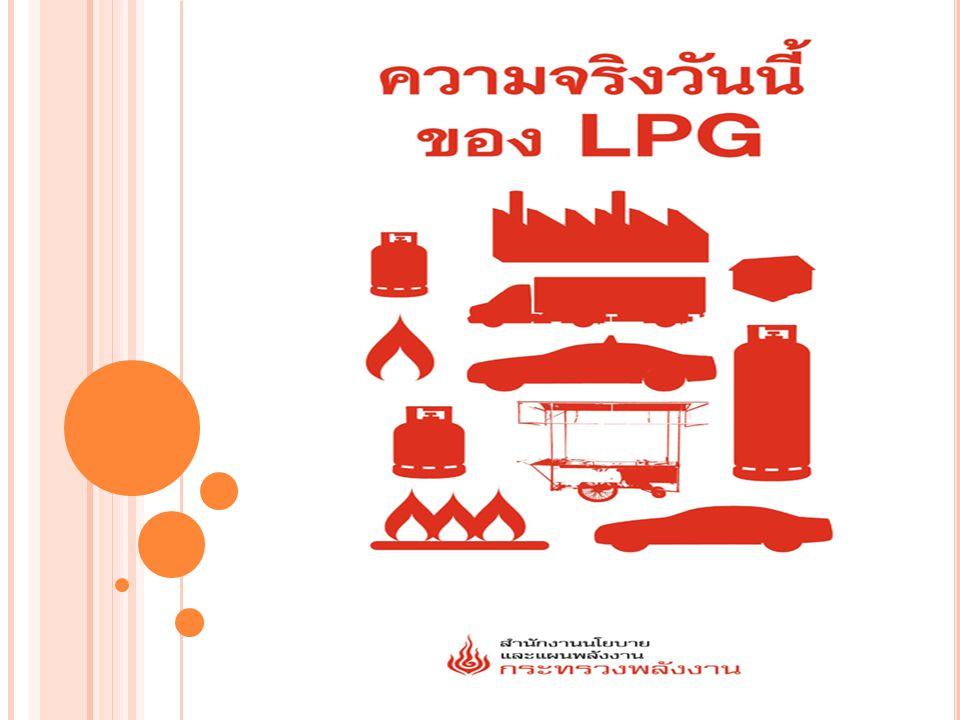 รู้จัก...ก๊าซหุงต้ม (LPG)... ให้ มากขึ้น... ก๊าซ LPG ใช้เป็นก๊าซหุงต้ม มี ลักษณะดังนี้...