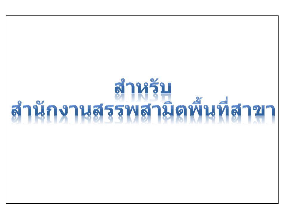 ขั้นตอนการรับใบคำขอใช้สิทธิ์ฯ ( สำหรับสำนักงาน สรรพสามิตพื้นที่สาขา ) ประชาชน ( ผู้ขอใช้สิทธิ์ฯ ) ประชาชนยื่น เอกสาร ปฏิเสธการรับ เอกสาร คืนเอกสารให้ ประชาชน ปฏิเสธการรับ เอกสาร คืนเอกสารให้ ประชาชน เตรียมหลักฐานมา ยื่นใหม่อีกครั้ง บันทึกการรับเอกสาร ในระบบ พิมพ์ใบรับคำขอใช้ สิทธิ์ฯ บันทึกการรับเอกสาร ในระบบ พิมพ์ใบรับคำขอใช้ สิทธิ์ฯ เอกสารอาจไม่ ถูกต้อง หรือไม่ ครบถ้วน เอกสาร ถูกต้อง ครบถ้วน เจ้าหน้าที่สำนักงานสรรพสามิตพื้นที่สาขา สำนักงานสรรพสามิตพื้นที่ รับใบรับคำขอใช้สิทธิ์ ฯ ( ต้นฉบับ ) ตรวจสอบ เอกสาร และความถูก ต้อง ( ครบ / ไม่ ครบ ) ตรวจสอบ เอกสาร และความถูก ต้อง ( ครบ / ไม่ ครบ ) ใบรับคำขอใช้ สิทธิ์ ( สำเนา ) + ใบคำขอใช้ สิทธิ์ฯ + เอกสารแนบ