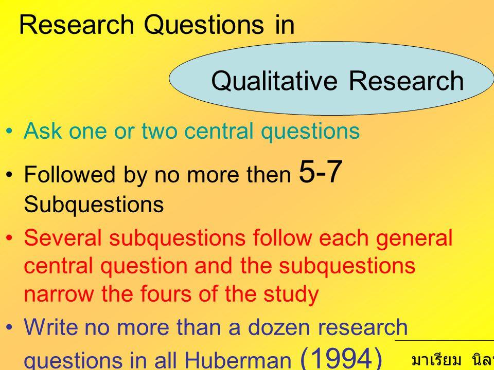 Null Hypothesis กำหนดตามเงื่อนไขของการทดสอบนัยสำคัญทางสถิติ Alternative Hypothesis เป็นทางเลือกที่ผู้วิจัยต้องตัดสิน โดยอาศัยข้อมูลจากแนวคิด ทฤษฏี ผลการวิจัยมากำหนดสมมติฐาน เพื่อยืนยัน สมมติฐานการวิจัย Research Hypothesis = Alternative Hypothesis Accept Reject มาเรียม นิลพันธุ์