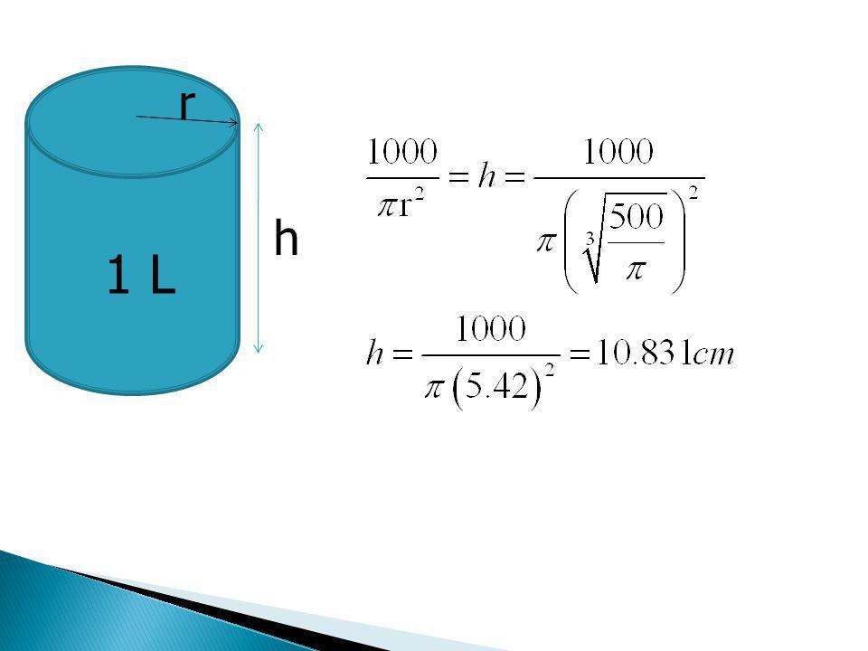 1 L r h