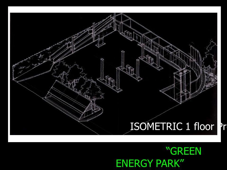 ISOMETRIC 1 floor Present