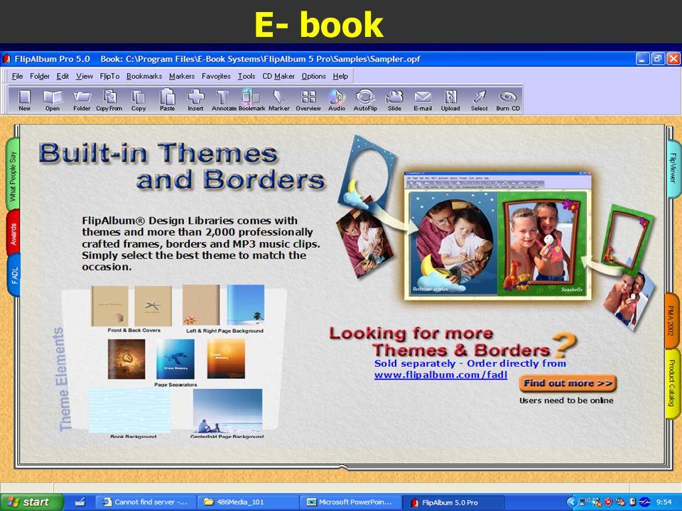 E- book