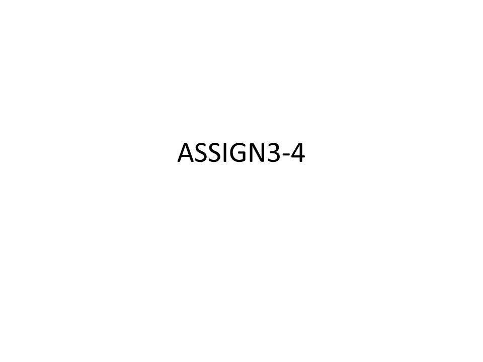 ASSIGN3-4