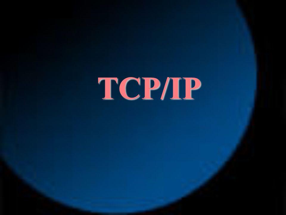โครงสร้างของ โปรโตคอล TCP/IP  TCP มีมาตรฐานของเฟรมที่ใช้ รับส่งข้อมูลของมตัวเอง และมีหน้าที่ใน การรับส่งข้อมูลแตกต่างไปจาก IP ซึ่งใน การรับส่งข้อมูลนั้น เฟรมของ TCP ที่อยู่ ชั้นบนทั้งหมดจะถูกผนึกอยู่ในส่วนที่เป็น ข้อมูลของ IP เหมือนกับที่แต่ละชั้นของ OSI Model ผนึกข้อมูลในชั้นถัดไปนั่นเอง