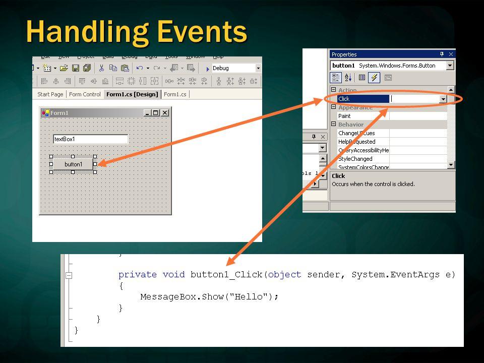 Assignment สร้างโปรแกรมชื่อ ComponentDemo ซึ่ง สาธิตการทำงานของคอมโพเนนท์ที่ แตกต่างกันอย่างน้อย 10 ชนิด สร้างโปรแกรมชื่อ ComponentDemo ซึ่ง สาธิตการทำงานของคอมโพเนนท์ที่ แตกต่างกันอย่างน้อย 10 ชนิด สำหรับแต่ละคอมโพเนนท์ที่นำมาสาธิตใน โปรแกรมจะมีข้อกำหนดดังนี้ สำหรับแต่ละคอมโพเนนท์ที่นำมาสาธิตใน โปรแกรมจะมีข้อกำหนดดังนี้  สาธิตการอ่านและเปลี่ยนค่า property ของ คอมโพเนนท์นั้น ๆ อย่างน้อยหนึ่งค่า  แสดงการตอบสนองต่อ event อย่างน้อยหนึ่ง ชนิดที่เกิดขึ้นกับคอมโพเนนท์นั้น Sample