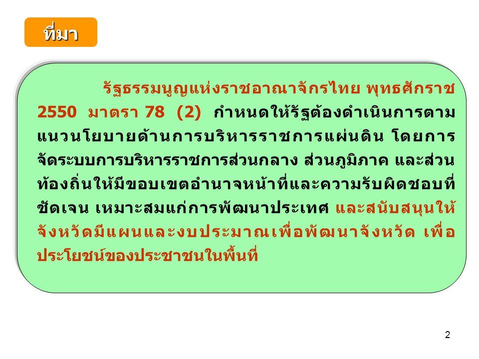 3 รัฐธรรมนูญแห่งราชอาณาจักรไทย พ.ศ.