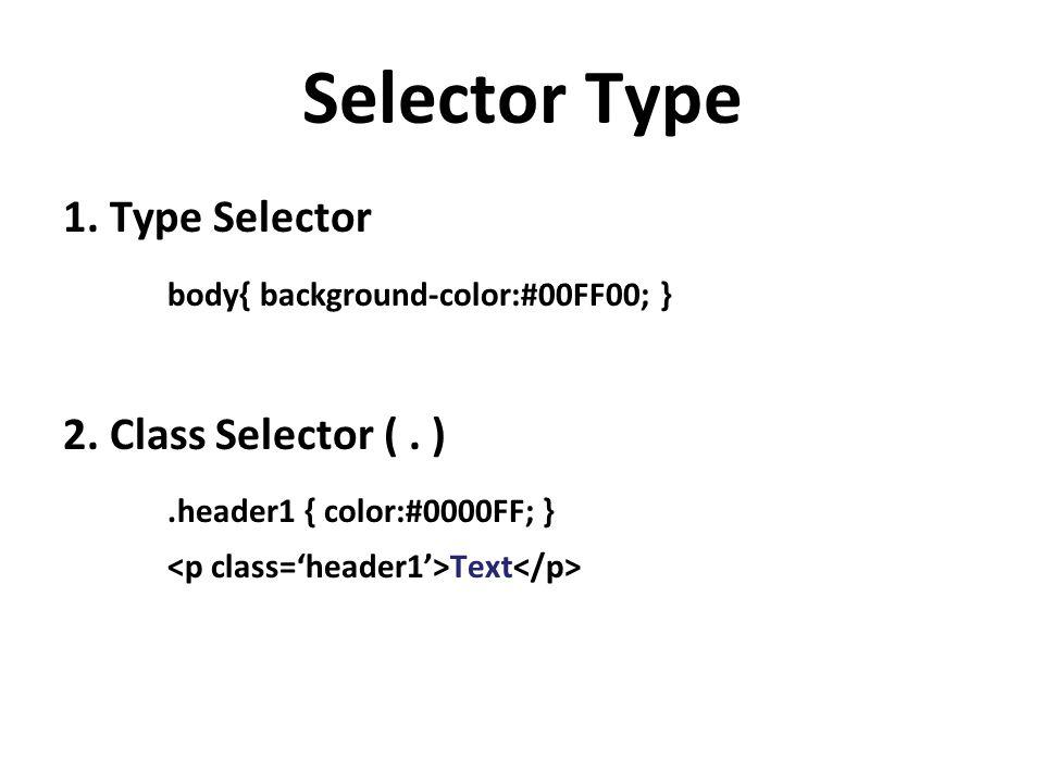 white-space : pre คงทุกอย่างไว้เช่นเดิม normal จัดทั้งหมดให้อยู่ภายในกรอบ nowrap ไม่จัดเป็นหลายบรรทัด รวม เป็นบรรทัดเดียว Example CSS.Example CSS.Example CSS.Example CSS.