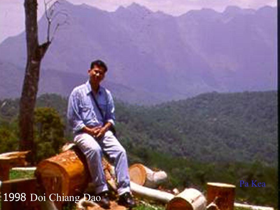 1976 Doi Ang Khang Fang, Chiang MaiSuan Song Saen