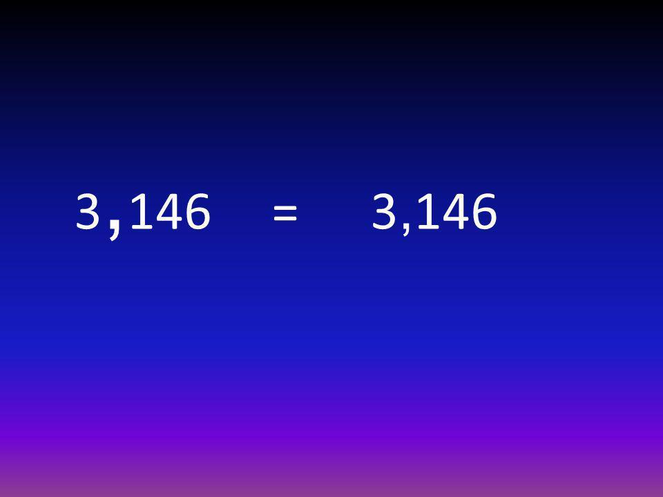 3, 146 = 3,146