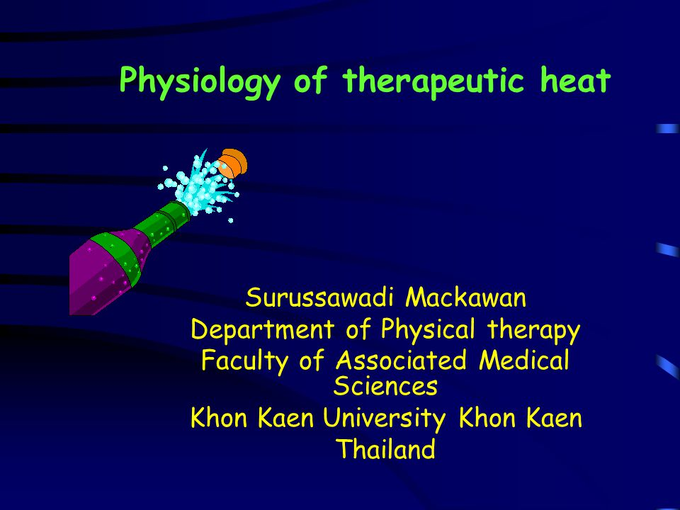 Lateral Spinothalamic Tract Center; Anterior hypothalamus ; Heat sensitive neurons, Decrease heat ; Posterior hypothalamus; Cold sensitive neurons, Increase heat Effectors - Somatomotor system - Sympathetic system receptor